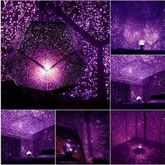 79479041b23 Purple Celestial™ Constellation Star Projector