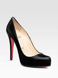 bouton shoes christian louboutin - CHRISTIAN LOUBOUTIN on Pinterest | Red Sole, Christian Louboutin ...