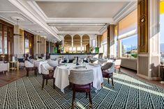 Client: Fairmont Le Montreux Palace Hotel Location: Montreux Design: Aedas Interiors Year: 2015 #interior #hotel #montreux #design