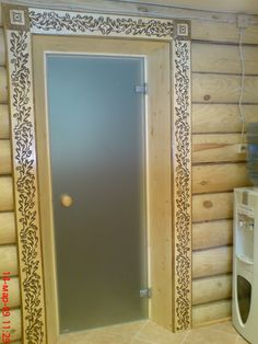 Резное.ру - Наличники дверные, Материал: Сосна, Размеры: Может быть разным, в зависимости от размеров дверей. На заказ. Цена договорная.