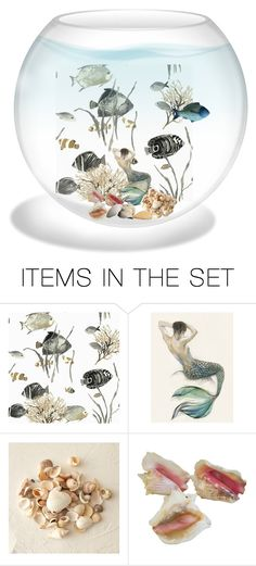 """Life in a Fish Bowl"" by chauert ❤ liked on Polyvore featuring art"