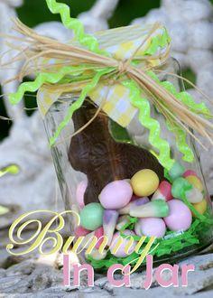 A Little Loveliness: Bunny in a Jar