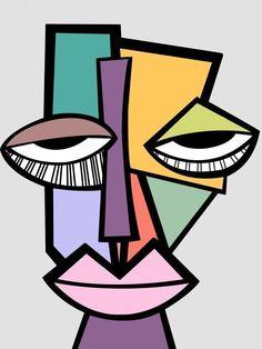 Art Pop, Abstract Face Art, Funny Illustration, Watercolor Illustration, Tattoo Illustration, Animal Illustrations, Design Illustrations, Character Illustration, Illustrations Posters