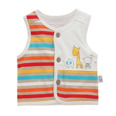 Aliexpress.com : Buy Spring and autumn baby 100% female child cotton vest baby vest child vest male children's child clothing small vest waistcoat on Sunlun Wholesale And Retail Center. $10.70