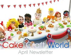 Jazz up your Jubilee Cakes with Cake Craft World (PLUS FREE Download)