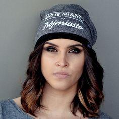 moje miasto to Trójmiasto - czapka dla fanów Trójmiasta!