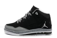 1556d41c77ad Mens Air Jordan Jumpman Series ii Shoes black grey