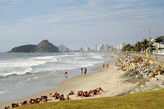 Praia Brava, Matinhos (PR)