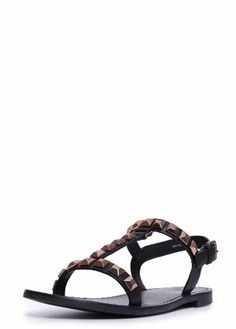Tory Burch Kenna Flat Sandal in Black/Bronze 6 Tory Burch,http://www.amazon.com/dp/B00HRH9ABY/ref=cm_sw_r_pi_dp_KTBytb09PW6EJDMV