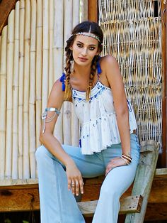 WILD & FREE COLLECTION FROM FREE PEOPLE