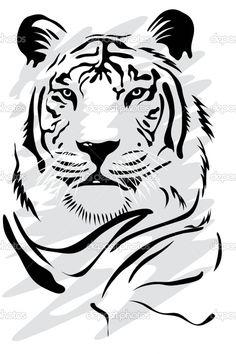 dep_2275069-White-tiger.jpg (682×1024)