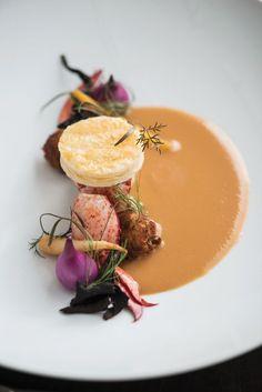 L'art de dresser et présenter une assiette comme un chef de la gastronomie... > #plating #presentation