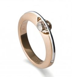 This ring by Gebruder Schaffrath is a must see and try on!
