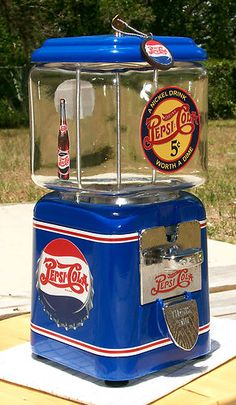 "Pepsi -  Wow, looks something has just returned from ""Rick's Restoration""!!!"