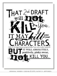 Writing Inspiration | © Kathy R. Jeffords.