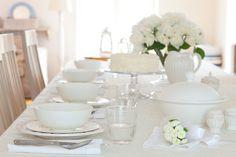 Białe przyjęcie – Komunia w domu, jak się do tego zabrać.