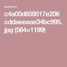 c4a00d859517e206cddaeeaae34bc995.jpg (564×1199)