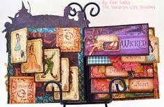 The Creative Life: Graphic 45 Design Team 2014 Audition--The Magic of Oz Mini Album