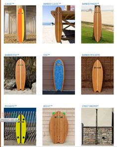 All of the hamboards