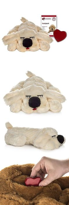 Toys 20741: Smart Pet Love Snuggle Puppy Behavioral Aid Toy Golden New -> BUY IT NOW ONLY: $53.01 on eBay!