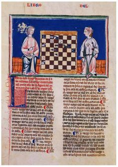 Alfonso X Book of Games. 70f