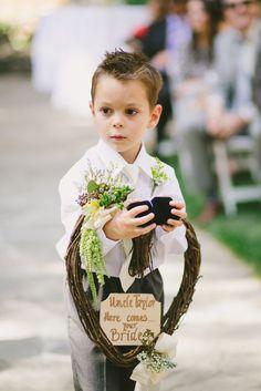 Sascha and Taylor's #realwedding.  Photography by Closer to Love. #myweddingmag