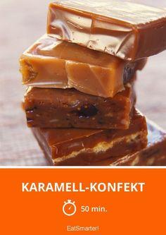 Karamell-Konfekt - smarter - Zeit: 50 Min. | eatsmarter.de