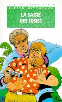 Couverture Les Trois Jeunes Détectives, tome 27 : La Saisie des sosies