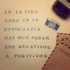 hazlo positivo