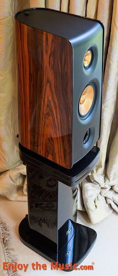 Markaudio-Sota Loudspeakers Italian flair, British design, Hong Kong resources, and Japanese flavours. Review By Clive Meakins More