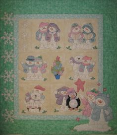 MooseStash Quilting: Amy's Bloggers Quilt Festival Applique Entry