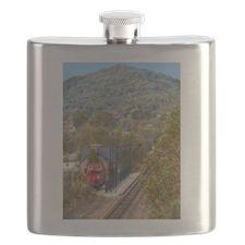 Train Station Flask
