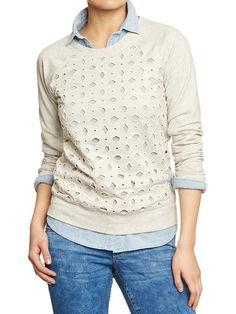 Embellished Sweatshirts | Old Navy