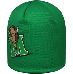 Top of the World Men's Marshall Thundering Herd Green Burst Fleece Beanie - Dick's Sporting Goods
