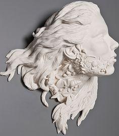 SCULPURE art | ultimate porcelain sculpture art by kate mcdowel amazing photos