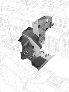 Site overview | Rory Hume | Welsh School of Architecture, Masters Graduate Show | 2013