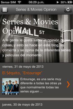 Series & Movies