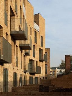 Mikhail Riches Architects   Projects   Brentford Lock West