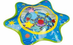 Whoozit Manhattan Water Mat Its easy to fill this star-shaped mat with water. Once you have, baby can enjoy some tummy-time play with a difference! The Whoozit Water Mat is filled with floating foam pieces that move around when  http://www.comparestoreprices.co.uk/baby-toys/whoozit-manhattan-water-mat.asp