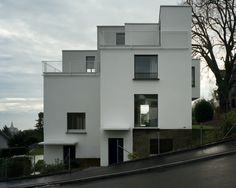 Lütjens Padmanabhan Architekten Rüschlikon