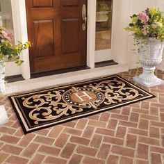 Superbe Heritage Heavy Duty Door Mat | Front Porch | Pinterest | Door Mats, Front  Porches And Doors