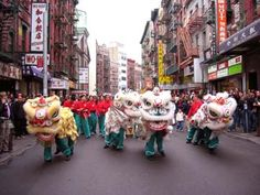 CHINESE CULTURE:  Chinatown:  Educate your kids a bit about Chinese history.  Food, street life and shopping makes it feel like Hong Kong. Chinatown is loosely bounded by Kenmore and Delancey streets on the north, East and Worth streets on the south,