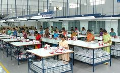 Quality inspection is an important issue in garments manufacturing sector. Quality inspector ensures the right quality of a garment export order. Technical Textiles, Garment Manufacturing, Industrial Engineering, Factory Design, Inside Design, Sewing Studio, Office Interiors, Plant Decor, It Is Finished