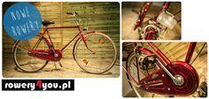 Facebook'owa wrzuta:) www.rowery4you.pl  Zdj. Bartek Jania