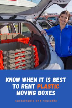 When to Rent Plastic Moving Boxes - Moving Insider Moving Supplies, Packing Supplies, Planning A Move, Carry Back, Professional Movers, Moving Boxes, Corrugated Box, Moving Day, Missouri