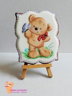 Пряники с мишками - Кондитерская - Babyblog.ru