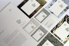 brandmark & layout  ///  Internationale Akademie Traunkirchen on the Behance Network
