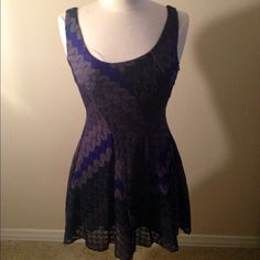 FREE PEOPLE DRESS sz XS and dress Free People Cute Dress  worn once but in great condition Free People Dresses