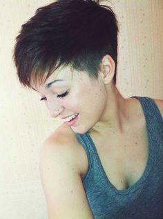 15 Pixie Cuts For Thick Hair   Laddiez