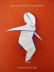 Caganer by Graciela Vicente Ráfales (Yara Yagi) Tags: origami caganer presépio belén pesebre gracielavicenteráfales